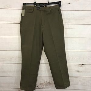 DOCKERS True Chino Pants Size 36 W x 29 L Brown